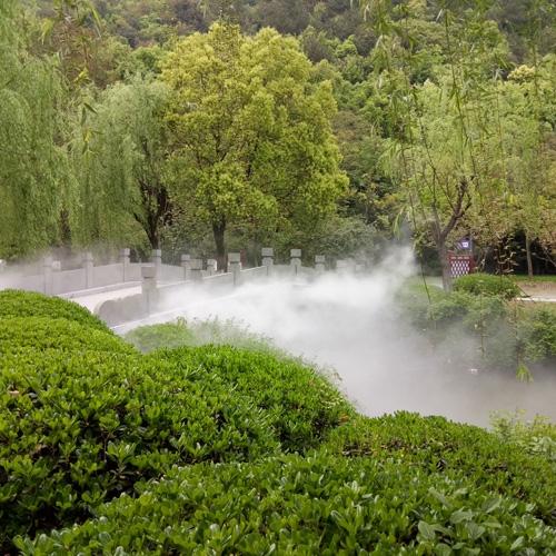 雾森景观系统