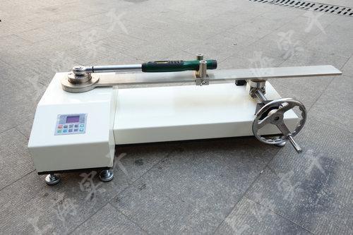 SGNJD型号的力矩扳手检定仪