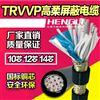 19芯编织1类导体ZR-JKVPV铠装控制电缆